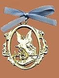 Guardian Angel Crib Medal