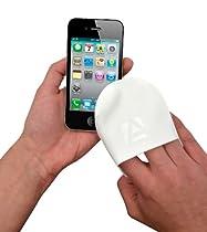 Aduro Magic Mitts Cleaning Wipes for Apple iPhone 4 / 4S, iPad 2, New iPad, MacBook, Kindle, Motorola Xoom, Samsung Galaxy, BlackBerry Playbook, Motorola Xoom, Barnes and Noble Nook, Digital Cameras and Glasses (3 Pack)