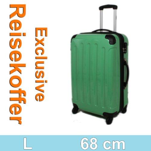Reisekoffer Koffer Trolley L 68cm/75L Hartschale