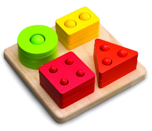 Wonderworld Counting Shape Sorter