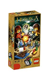 LEGO Games 3857: Heroica Draida Bay