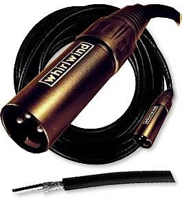 Whirlwind Mk4 100 Foot Loz High-Quality Microphone Cable