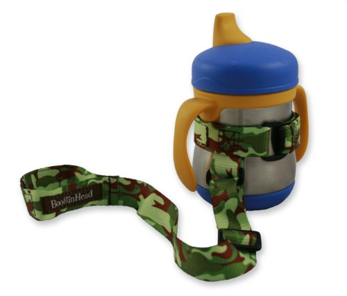 BooginHead SippiGrip, Boy Camo (Discontinued by Manufacturer) - 1