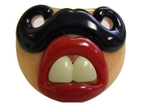 Billy Bob Teeth Lil Sherlock Pacifier. $4.99