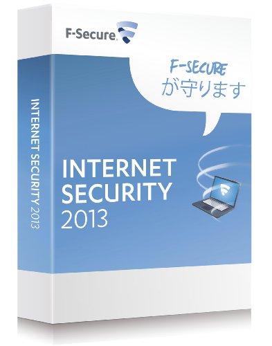 エフセキュア インターネットセキュリティ 2013 3PC 3年版【Android版 1年同梱】