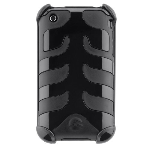 SwitchEasy Vision Clip2 Plastic Case Holster for iPhone 3G - Black