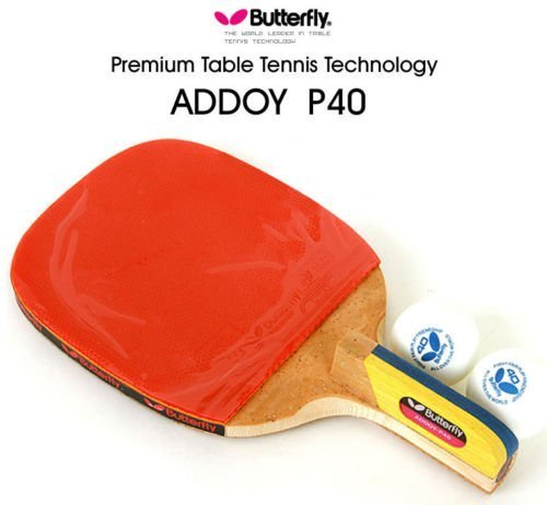 new-butterfly-addoy-p40-table-tennis-racket-penholder-paddle-ping-pong-racket-ball-by-butterfly