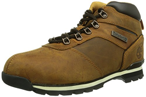 Timberland - Euro Hiker Ftb_Splitrock 2, Stivaletti da uomo, Marrone (MEDIUM BROWN), 40