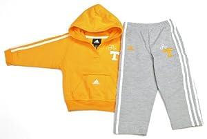 adidas Tennessee Volunteers Toddler Girls Sweatpants & Hooded Sweatshirt (3T)