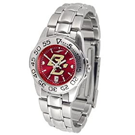 Boston College Eagles Women's Sport Steel Watch