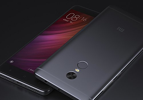 Xiaomi Redmi Note 4 Smartphone   5.5 Inch FHD Display, Android 6.0, Deca Core CPU, 3  GB RAM, 64  GB Memory, Fingerprint  Black  available at Amazon for Rs.27055.5