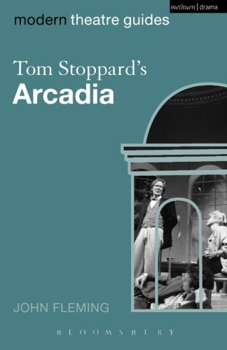 """arcadia by tom stoppard essay Tom stoppard, arriving in new york from london only a few hours earlier, had  not yet seen a run-through of his play """"arcadia,"""" which is."""