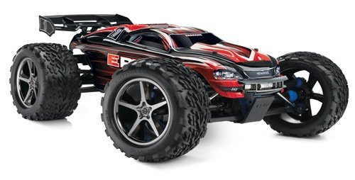 Traxxas TRA5603 E-Revo Electric Monster Truck with 2.4Ghz Radio and Batteries
