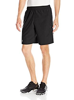 Under Armour Short Entrenamiento Challenger Woven (Negro)