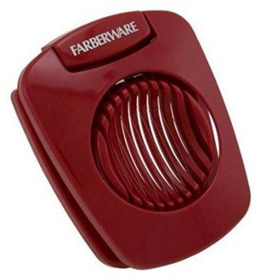 Faberware Basics Egg Slicer - Red (Farberware Slicer compare prices)