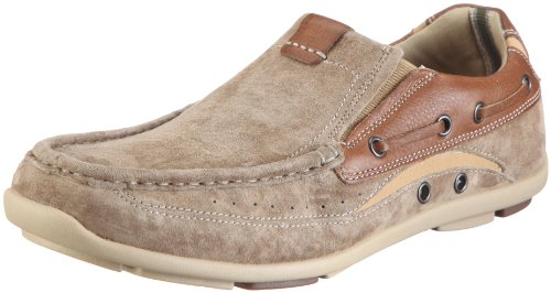 Skechers Men's Elliss Moccasin Slip-On