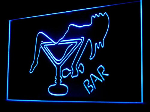 C B Signs Hot Cocktail Drunk Lady Bar Sign Led Neon Light Sign Display
