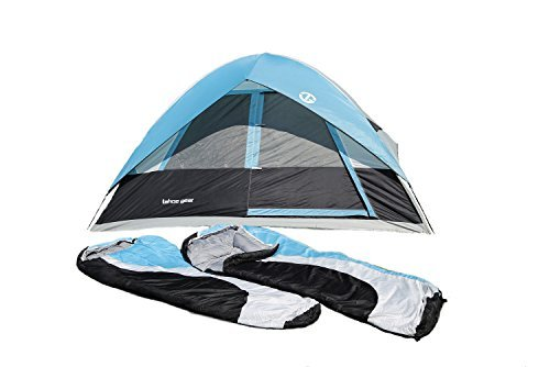 new-tahoe-gear-granite-5-person-3-season-family-tent-camping-kit-with-sleeping-bags-puner-store-by-p