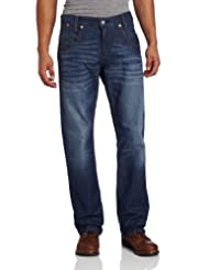 Levis Straight Sunset Double Ultramarine
