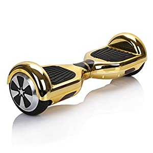EaseeTop Smart Self Balancing Electric Scooter Balance 2 Wheels Glod Plate