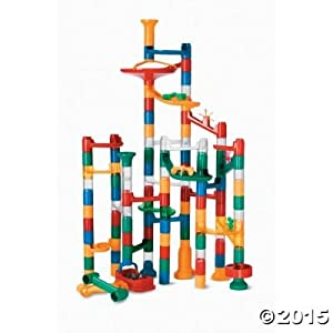 Amazon Com Marble Run 103 Piece Set Toys Amp Games