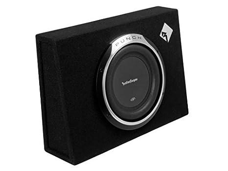 Infiniti - Caisson Bass Reflex Plat Rockford Fosgate P3L-S10