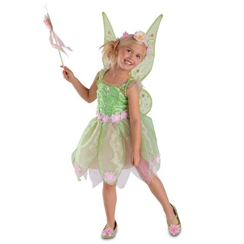 Disney Store Tinkerbell Fairy Costume Dress - Small 5/6
