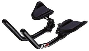 PZ Racing TT4.3 Alloy Triathlon Bar, 31.8mm, SB Black