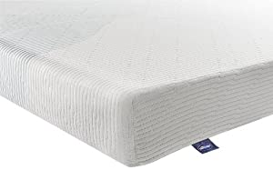Silentnight 3-Zone Memory Foam Rolled Mattress, Double