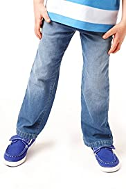 Pure Cotton Regular Fit Jeans