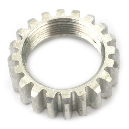 Team Associated 2296 NTC3 20T Pinion Silver Gear - 1