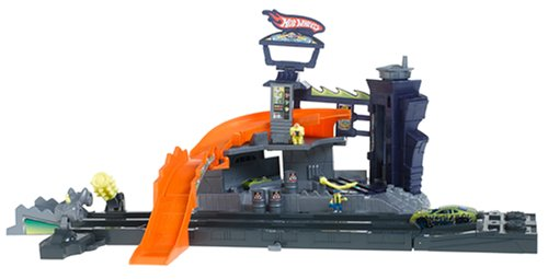 Hot Wheels Speedtrap Raceway Set - Buy Hot Wheels Speedtrap Raceway Set - Purchase Hot Wheels Speedtrap Raceway Set (Hot Wheels, Toys & Games,Categories,Play Vehicles,Vehicle Playsets)