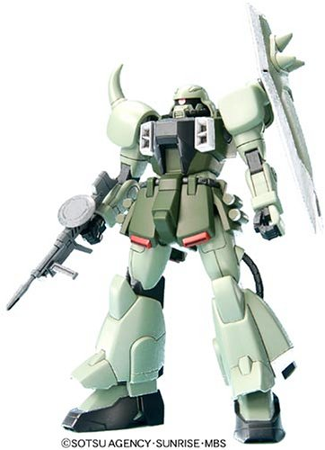 Bandai Hobby #02 Zaku Warrior Seed Destiny Action Figure (1/144 Scale)