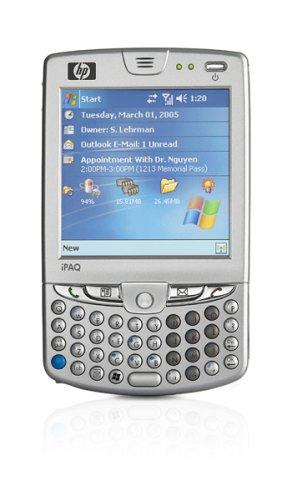 HP iPAQ HW6515 Mobile Messenger Unlocked Unlocked Bluetooth PDA Smartphone