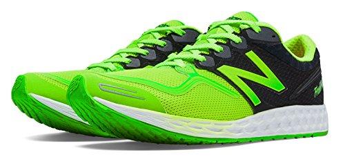 (ニューバランス) New Balance 靴・シューズ メンズランニングシューズ Fresh Foam Zante Lime Green with Black US 7 (25cm)