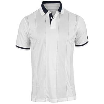 Buy Fila Mens Heritage Zig Zag Comfort Classic Polo Shirts by Fila