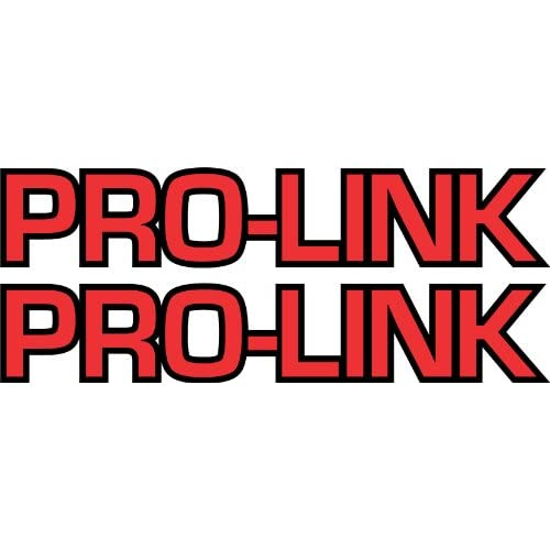 Amazon.com: Honda Pro-Link Swingarm Decal Sticker Graphic Red