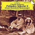 Debussy : Pr�ludes, Volume 2