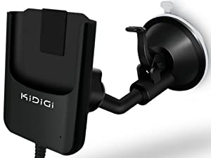 KiDiGi car charger mounting cradle for HTC Desire S