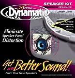 Dynamat 10415 Xtreme Speaker Kit 2 Sheets