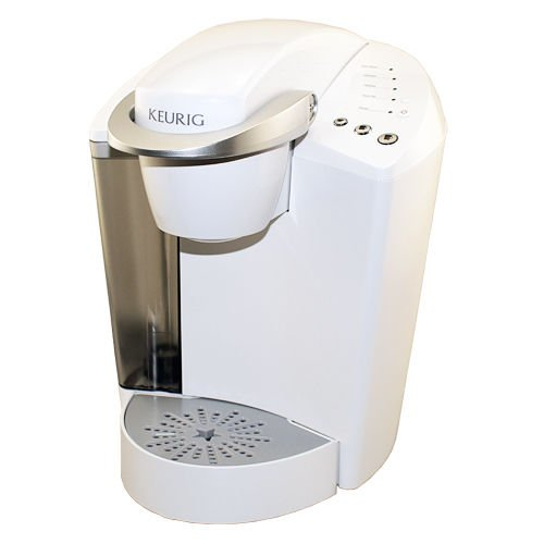 Keurig K45W Elite Single Cup Home Brewing System KCup Coffee Maker Coconut White (Keurig K45 White compare prices)