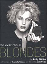 The Vogue Book of Blondes