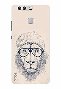 Noise Designer Printed Case / Cover for Huawei P9 / Animated Cartoons / Cool Lion