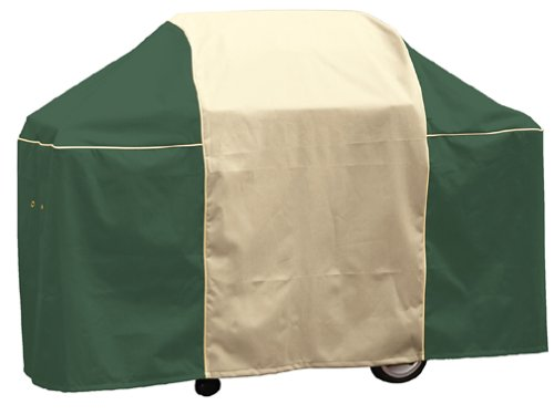 Char-Broil 2685564 65-Inch Artisan Mountain Green Grill Cover