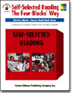 CARSON DELLOSA SELF-SELECTED READING FOUR-BLOCKSGR. 1-3+ - 1