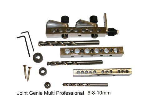 Joint Genie Multi Professional Kit 6,8,10mm Dowelling Tool