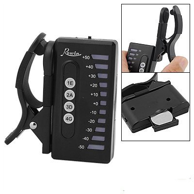 Electronic Violin String Tuning Mandolin Automatic Tuner front-548413