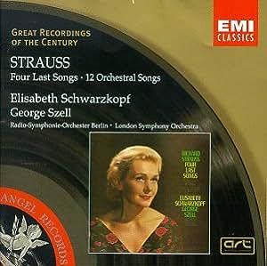 Vier Letzte Lieder/12 Orcheste