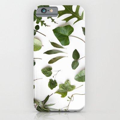 society6(ソサエティシックス) iPhone6(4.7インチ)ケース植物標本集 HERBARIUM by Miles Of Light並行輸入品