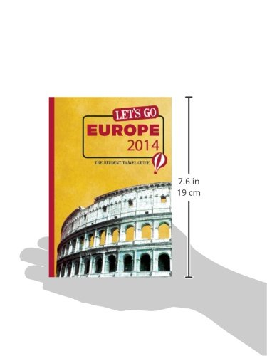Let's Go Europe 2014: The Student Travel Guide